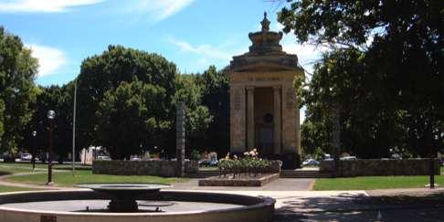 Memorial Square Colac
