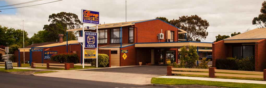 Baronga Motor Inn Colac Motel